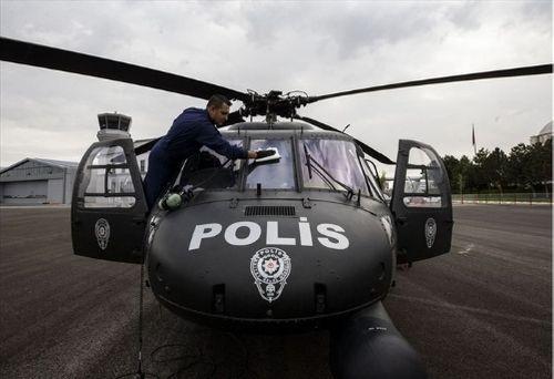 polis havacılık