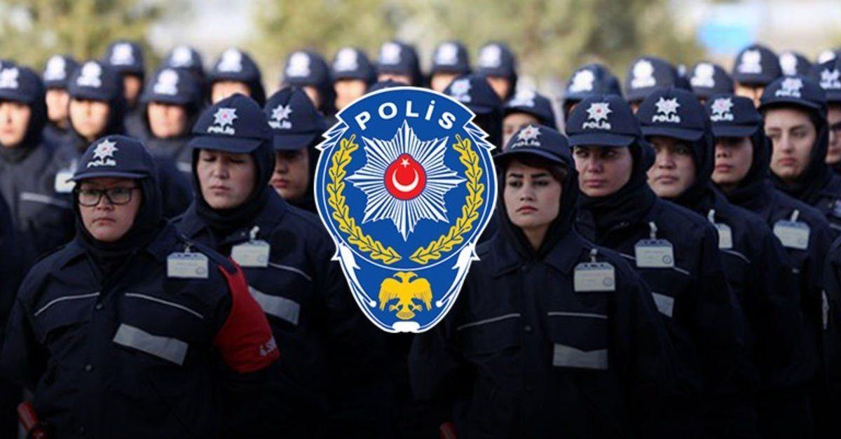 Önlisans polis alımı 2021